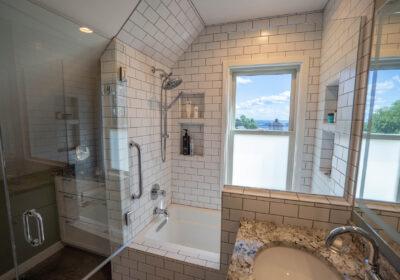 Michelle's Bathroom Remodel